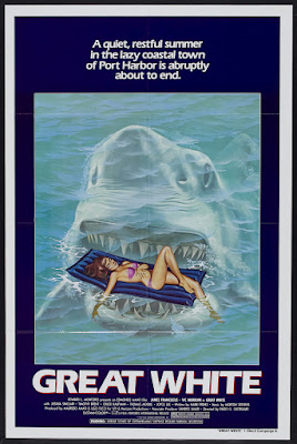 Great White (L'Ultimo squalo / The Last Shark) (1981, Italy) movie poster