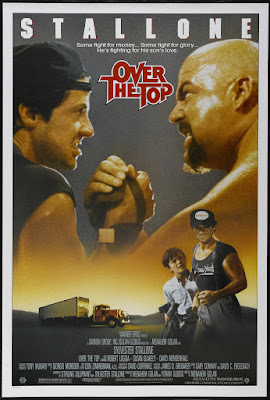 Over the Top (1987, USA) movie poster