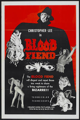 Theatre of Death (aka Blood Fiend) (1966, UK) movie poster