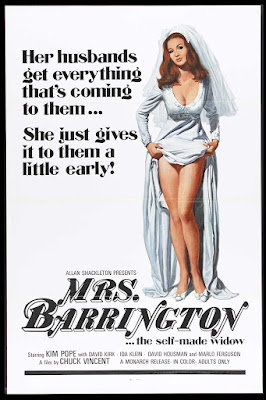 Mrs. Barrington (1974, USA) movie poster