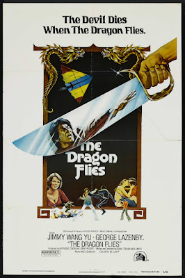 The Dragon Flies (Zhi dao huang long, aka The Man from Hong Kong) (1975, Hong Kong / Australia) movie poster