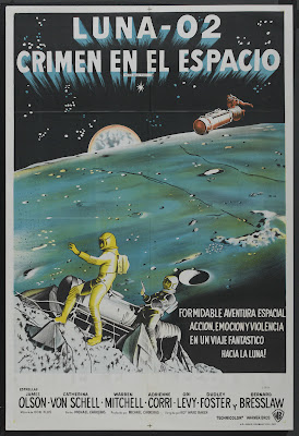 Moon Zero Two (1969, UK) movie poster