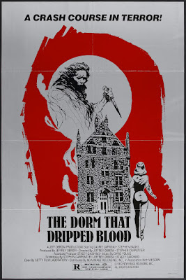 The Dorm That Dripped Blood (aka Pranks) (1982, USA) movie poster