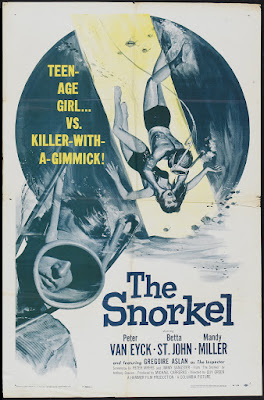 The Snorkel (1958, UK) movie poster