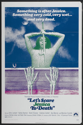 Let's Scare Jessica to Death (1971, USA) movie poster
