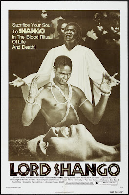 Lord Shango (1975, USA) movie poster