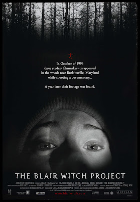 The Blair Witch Project (1999, USA) movie poster