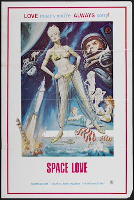 Space Love (1972, USA) movie poster