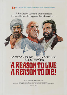 A Reason to Live, a Reason to Die (Una ragione per vivere e una per morire) (1972, Spain / Italy / France / Germany) movie poster