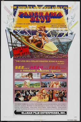 Panorama Blue (1974, USA) movie poster
