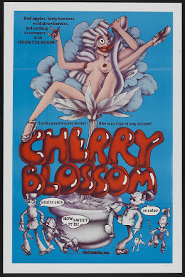 Cherry Blossom (1972, USA) movie poster