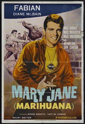 Maryjane (1968, USA) movie poster