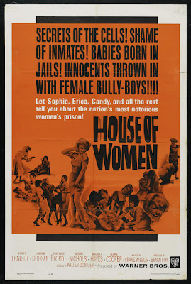 House of Women (1962, USA) movie poster