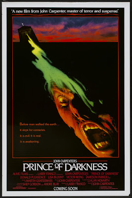 Prince of Darkness (1987, USA) movie poster