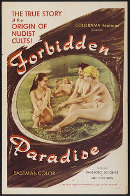 Forbidden Paradise (Das Verbotene Paradies) (1958, Germany) movie poster