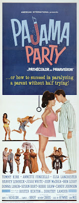 Pajama Party (1964, USA) movie poster