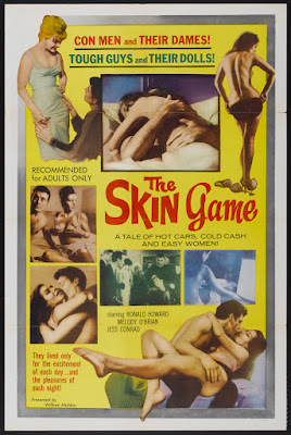 The Skin Game (aka K.I.L. 1) (1962, UK) movie poster