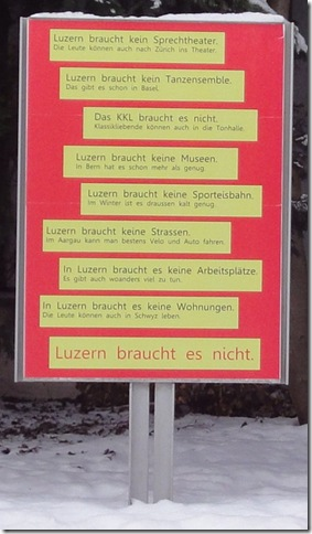 Luzern braucht es nicht_cr