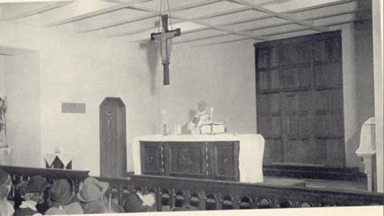 pre-nacimiento de la misa nueva 1