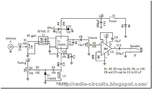 Radio Circuits Blog  Ramsey Hr Ssb Direct Conversion