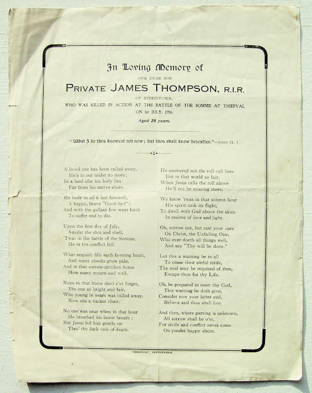 Private James Thompson poem.jpg