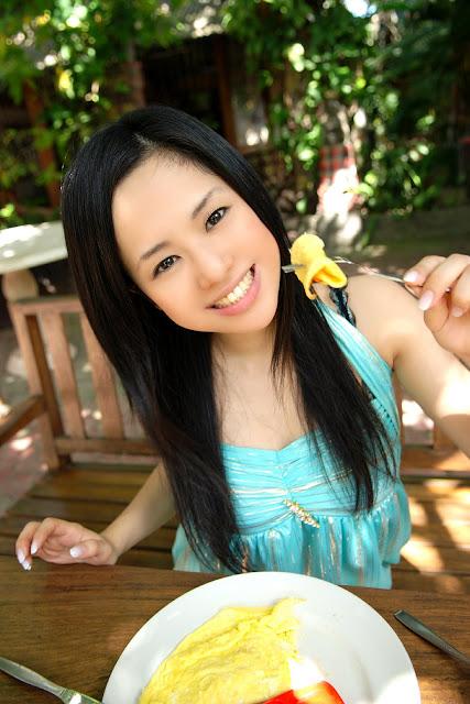 Busty tits japanese model Sora Aoi naked