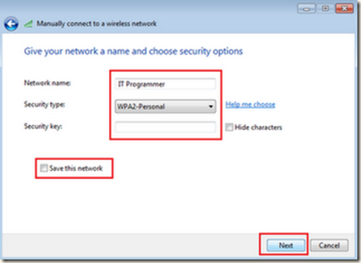 how to create ad hoc network in windows 10
