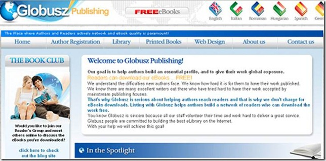 Globusz Publishing