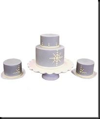 cakes-pink cake box