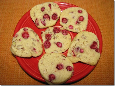 cranberry cookies 001