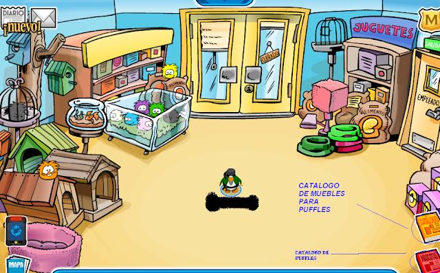 ¿Que es un Puffle? (Club Penguin)