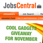 Post image for Find Your Dream Jobs at JobsCentral