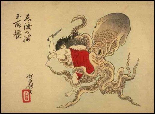 Hokusai - Bestiario (9)