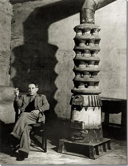 Gyula Halász - Picasso en su taller