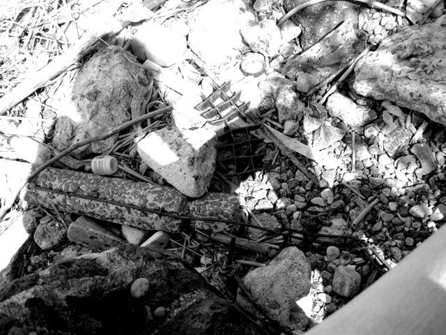 Río junto al basural nov 08