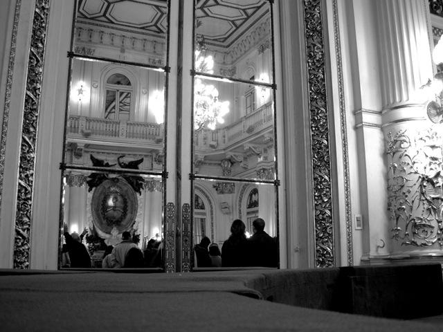 Casa Rosada Bs.As. Salon Blanco 2