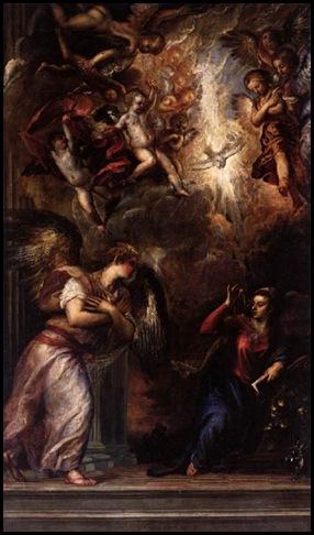 Tiziano  Santa Maria degli Angeli in Murano