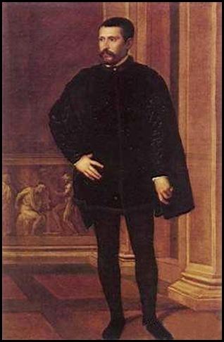 Tiziano - Diego Hurtado de Mendoza