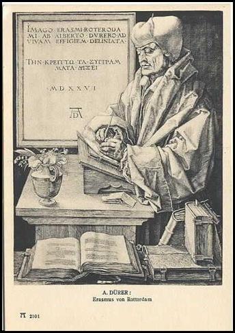 Durero Erasmo 1526