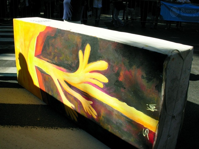 20º aniv Caida Muro Berlin en BsAs (10)