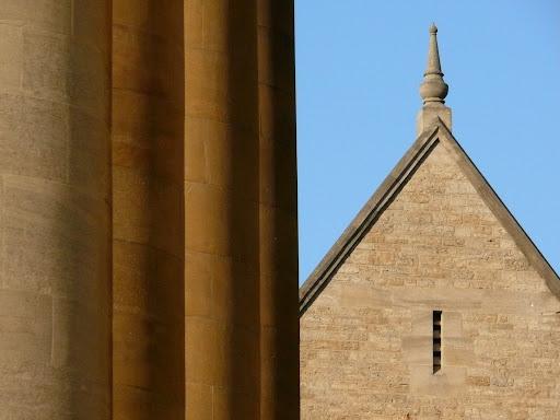 Becs - Oxford limestone