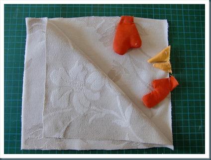 14 colocar y coser piezas