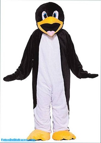 Disfraz-de-animales-pinguino-peluche-linux