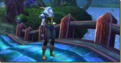 Is there really anything funny about night elves?