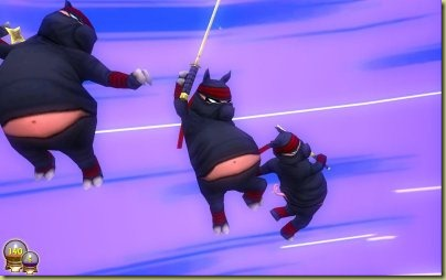 Pig Ninjas!