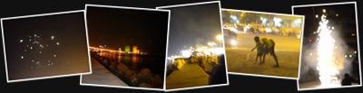 View Diwali @ Marine Drive