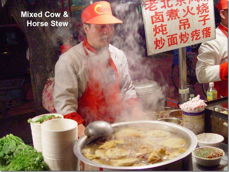 Mixed Cow & Horse Stew