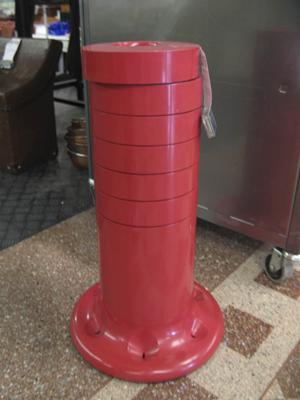Pluvium, red