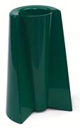 Green Pago Pago vase
