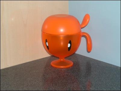 My orange Rudi